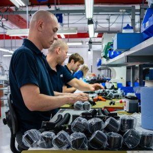 Rubber Component Manufacture