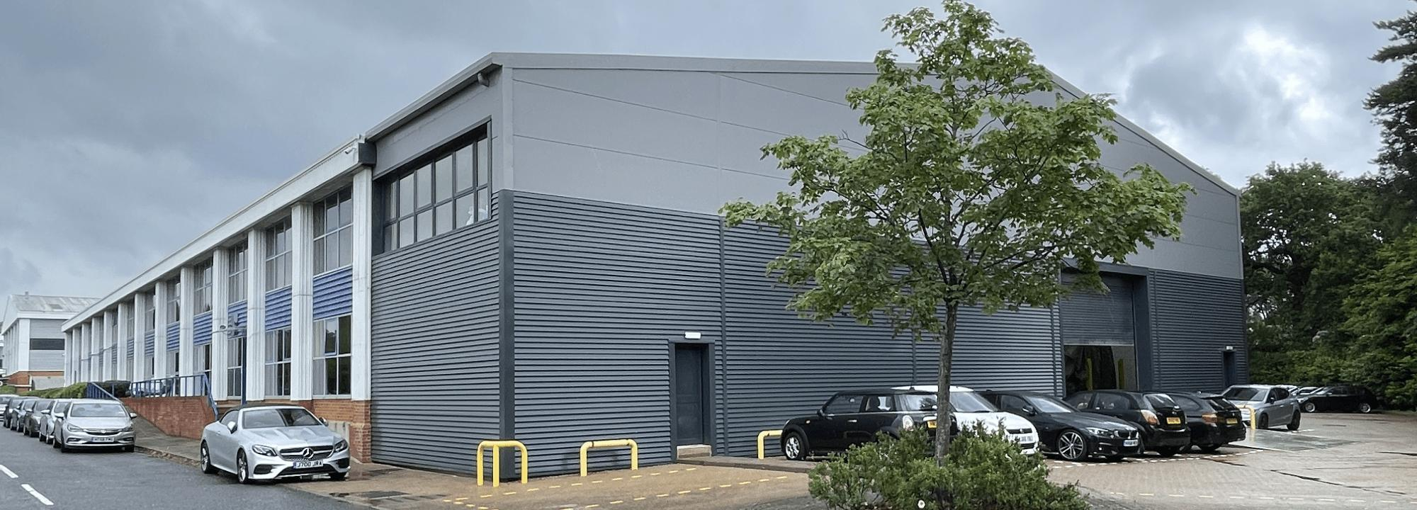 Camberley Rubber Mouldings Building