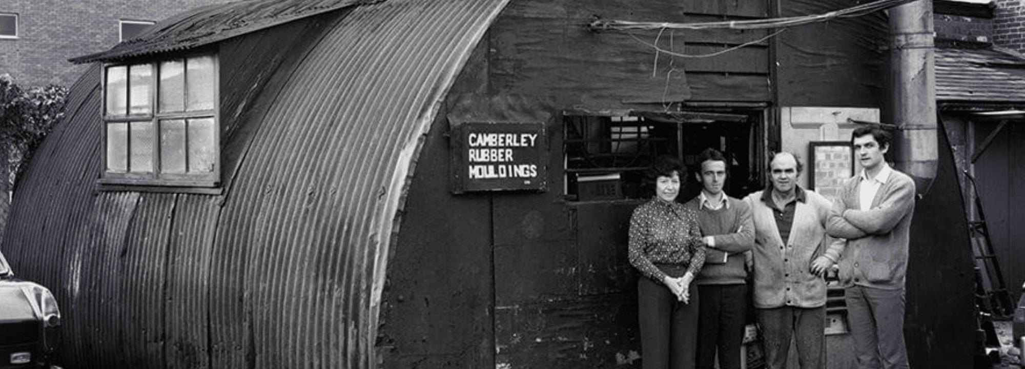 Camberley Rubber Mouldings History
