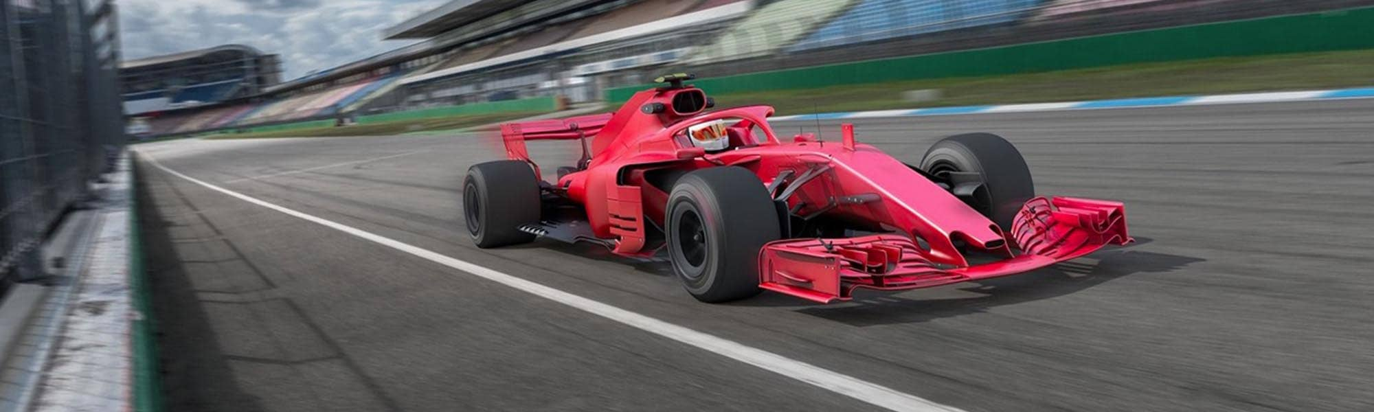 Motorsport Hero Banner